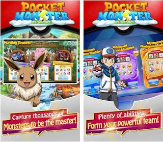 Pocket Monster - Remake APK+MOD. LATEST ANDROID GAME