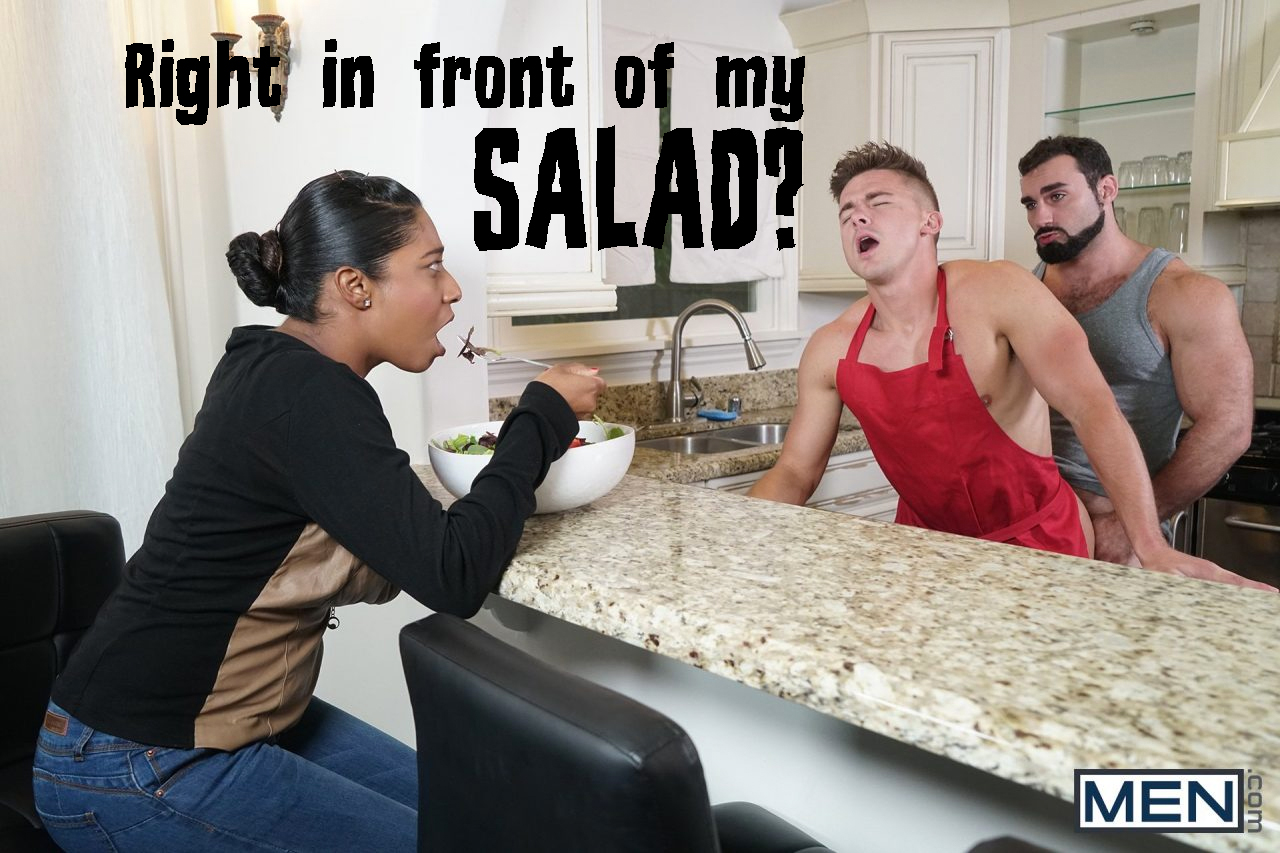 Risultati immagini per right in front of my salad