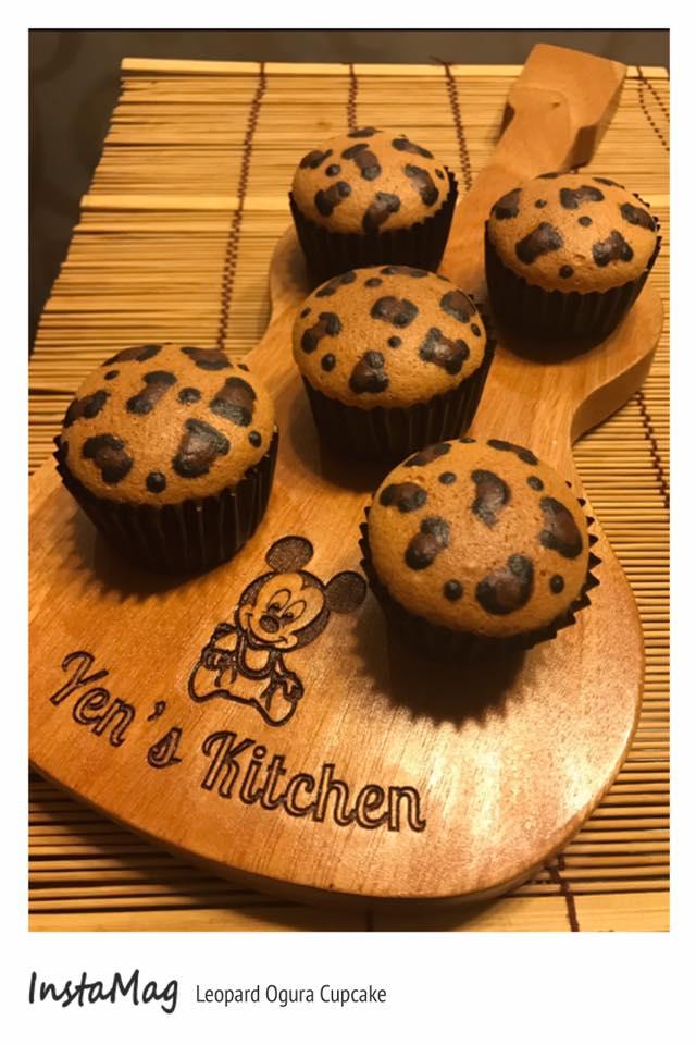 Leopard Cake Batter Recipe