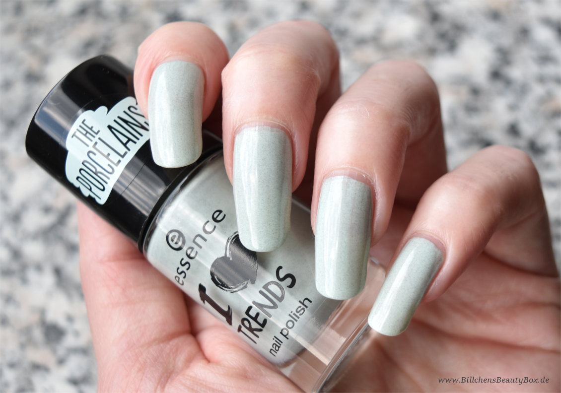 essence - The Porcelains - make up your mint