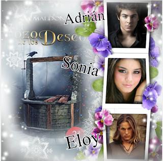 Personajes de El Pozo de los Deseos
