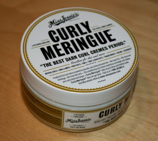 My Two Cents - Miss Jessie's Curly Meringue