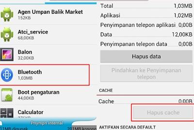 Cara Mudah Mengatasi Bluetooth Yang Error di Android Terbaru 2015