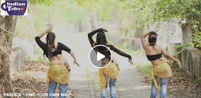 Belly-Dance-On-Dev-D's-Pardesi-Song