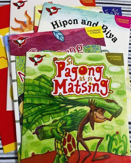 Fostering the joy of reading among children through Adarna books