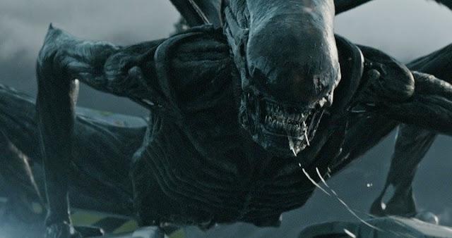 El Xenomorfo en el tráiler de Alien: Covenant