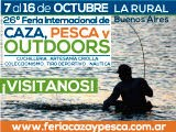 26a. Feria Internacional de Caza, Pesca y Outdoors