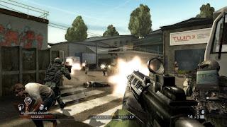 Tom Clancy's: Rainbow Six Vegas (XBOX360) 2006