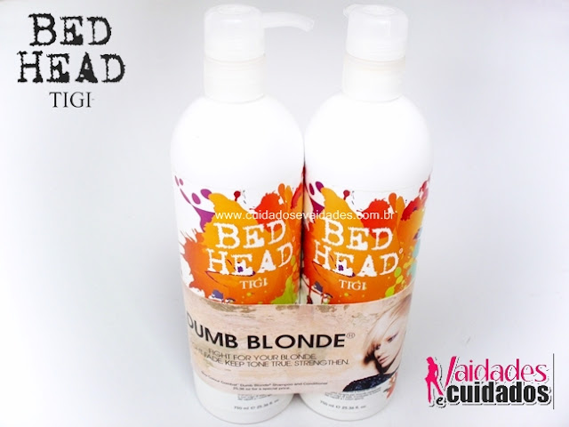 Tigi Bed Head Colour Dumb Blonde