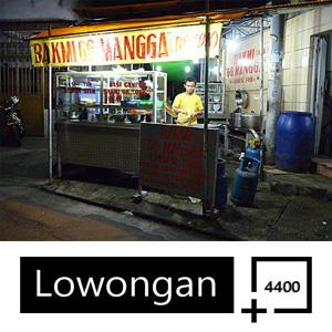 Lowongan Kerja Bakmi Gang Mangga