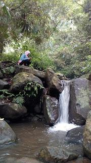 Air Terjun Curah Watu Nogosari Pacet Mojokerto