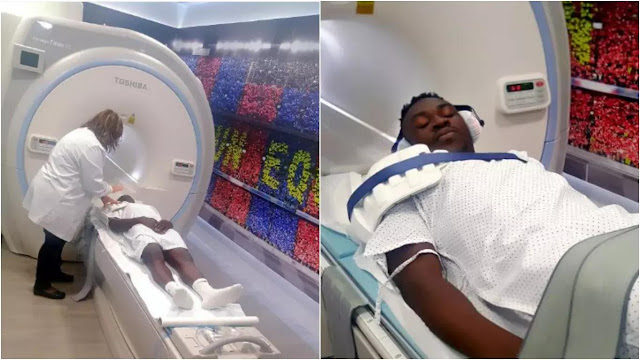 Bassey Spell At Barcelona Comes To A Premature End With A Shoulder Injury 8