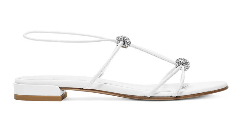 Stuart Weitzman The TWEETY Sandal