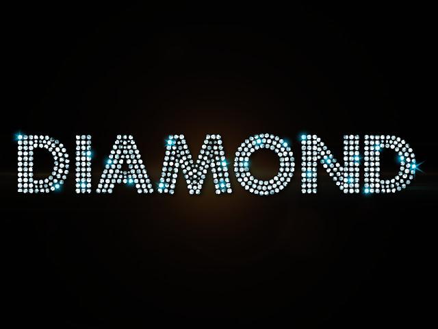 como hacer un efecto de diamante en 6 pasos