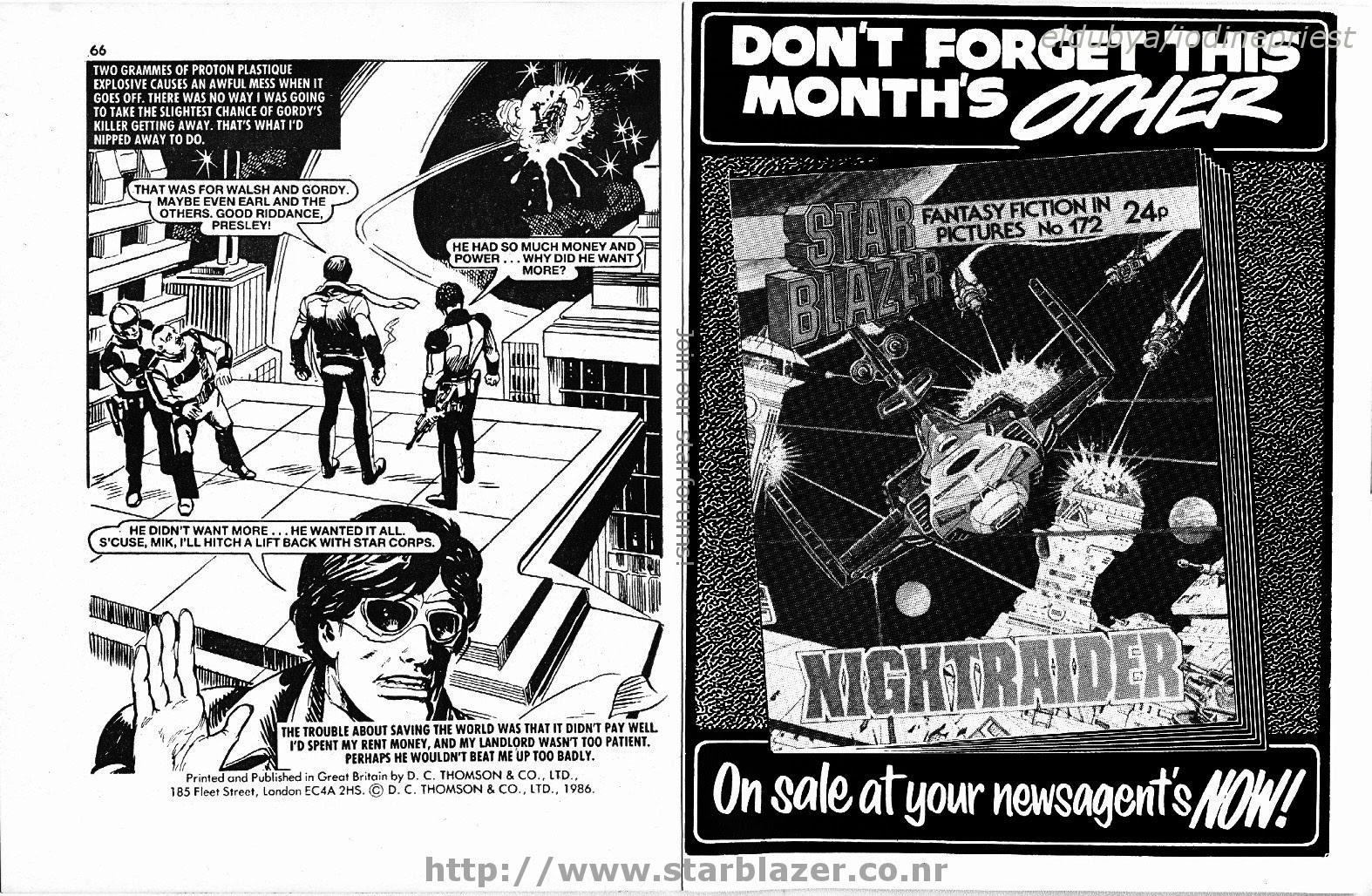 Starblazer issue 173 - Page 35