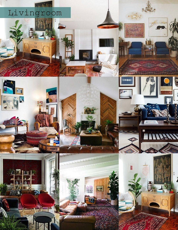 Home Inspiration: GYPSY YAYA: Boho-tastic New House Inspiration