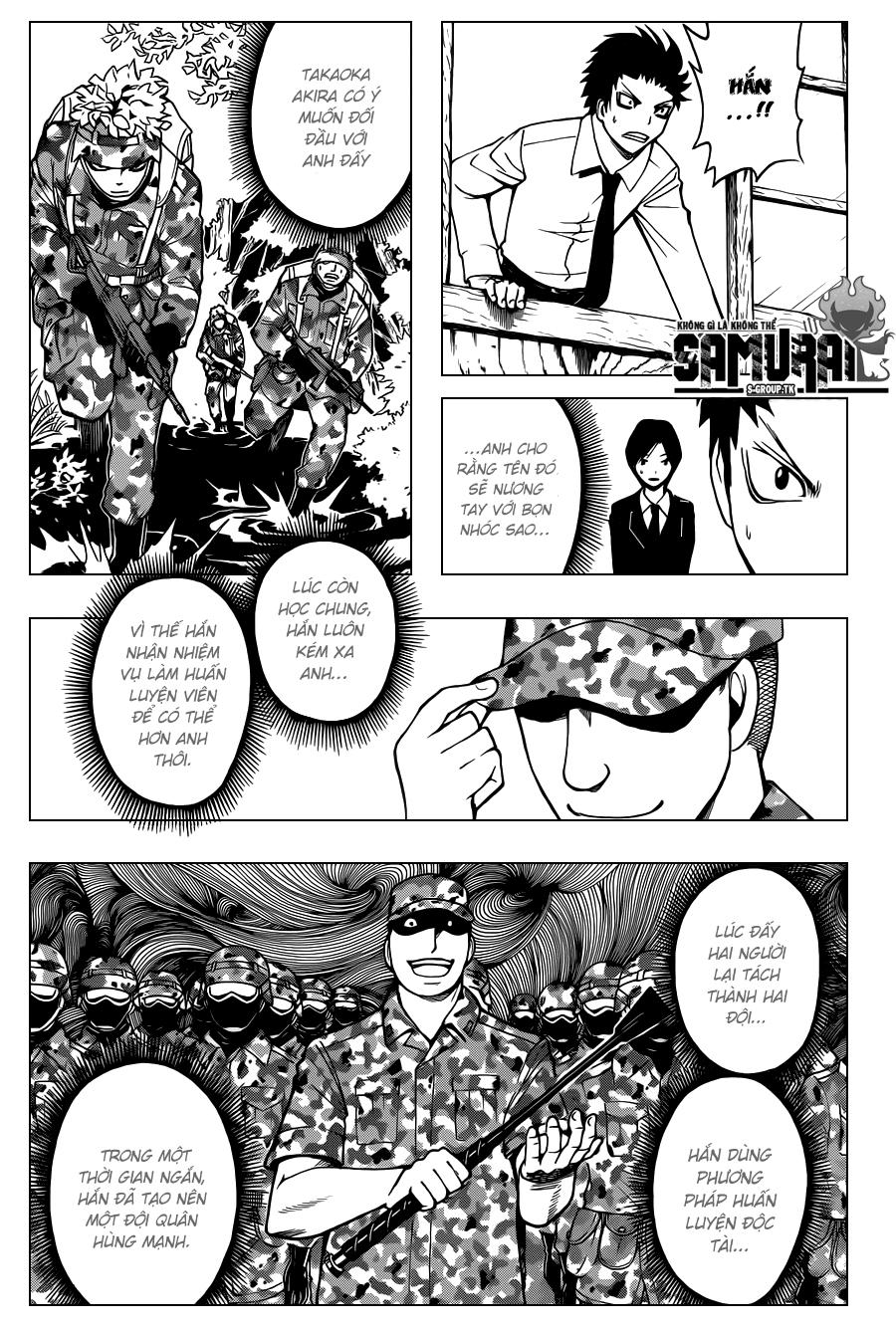 Ansatsu Kyoushitsu chap 39 trang 15