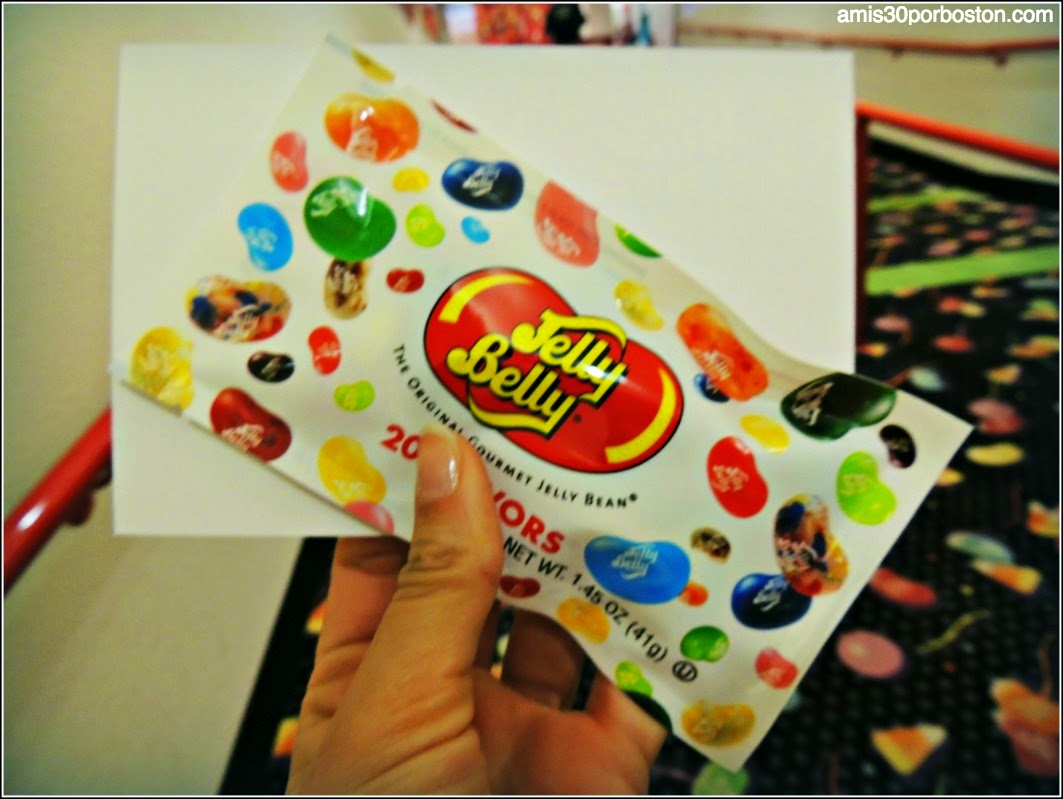 Jelly Belly: Regalo Tours