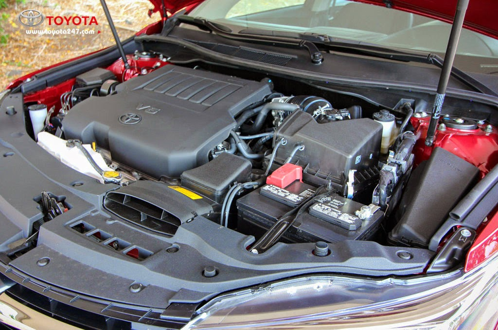 camry 2015 toyota tan cang 9 1024x680 - Giới thiệu Toyota Camry 2015 phiên bản Mỹ : Giữ vững ngôi vị số 1 - Muaxegiatot.vn