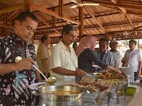 Bupati Purbalingga Tasdi Targetkan Rehab Pasar Bobotsari Selesai Desember 2016