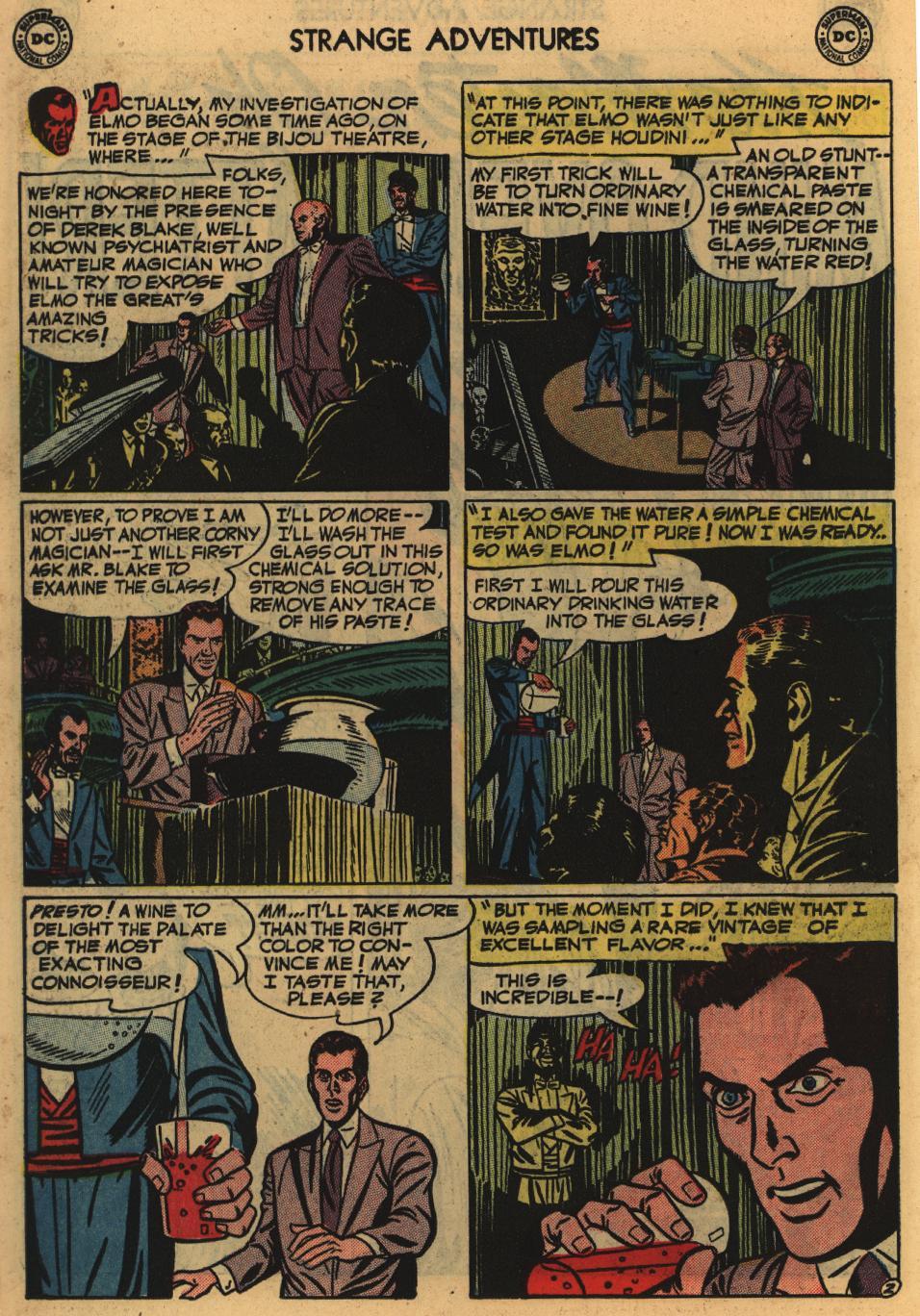 Strange Adventures (1950) issue 26 - Page 22