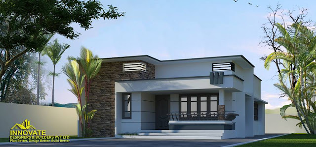 2 Bedroom Beautiful Home Plan for Just 10 Lakhs in 612 Sq Ft