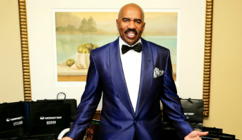 "Steve Harvey to host new ""Funderdome"" TV show on ABC."
