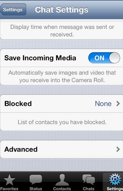 Cara Menyembunyikan Status Online WhatsApp di Android dan iPhone 3