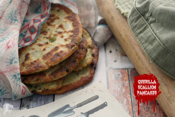 Guerilla Scallion Pancakes