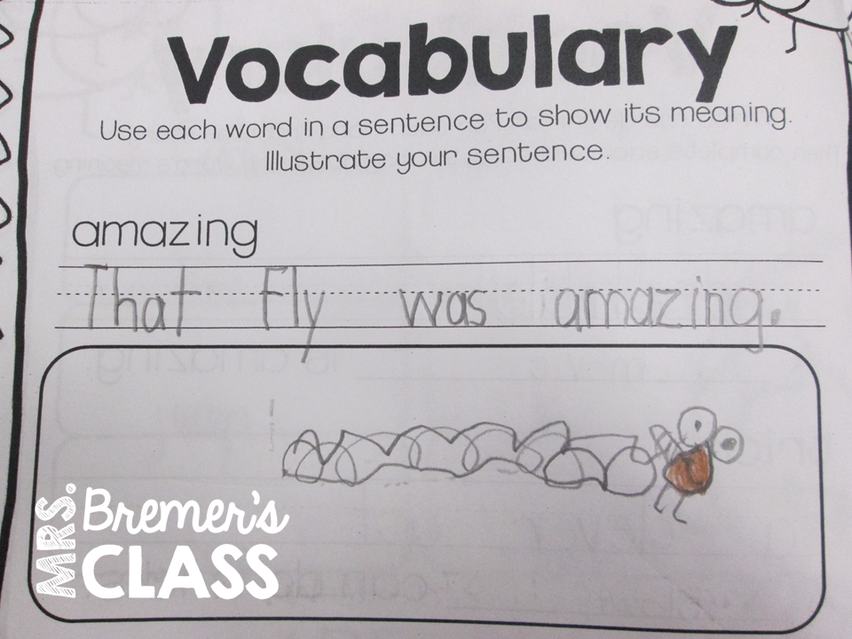 Mrs. Bremer's Class: We LOVE Fly Guy