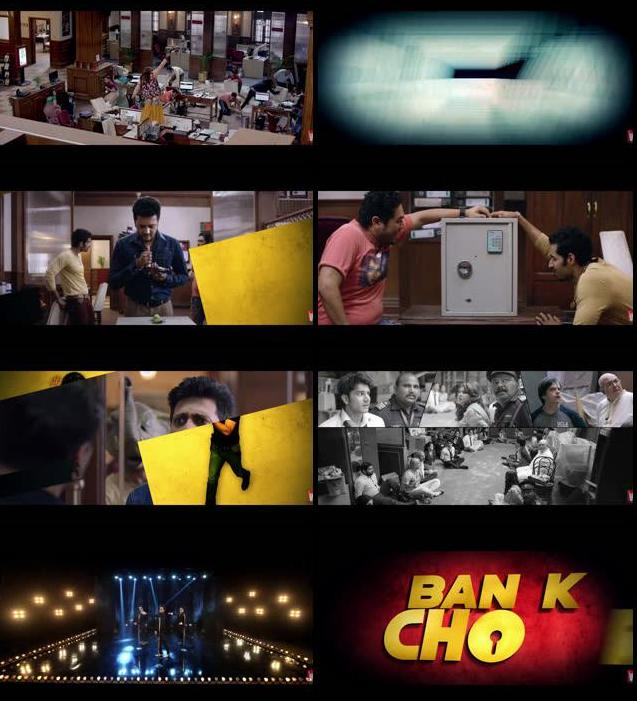 Bank Chor 2017 Hindi Official Trailer HD Download at movies500.com