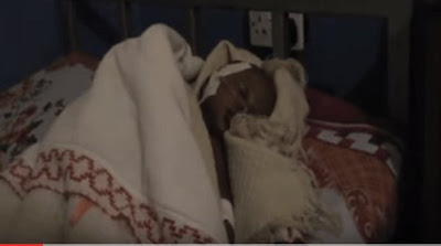 Image result for Mourners flee as baby who died four days earlier returns to life before burial [VIDEO]