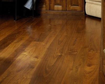 Sàn gỗ tự nhiên óc chó có giá thành cao
