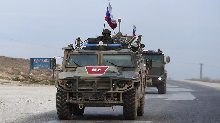 انفجار-عبوة-ناسفة-تحت-عربة-تابعة-للشرطة-العسكرية-الروسية-في-عين-العرب-شمال-سوريا-ولا-إصابات