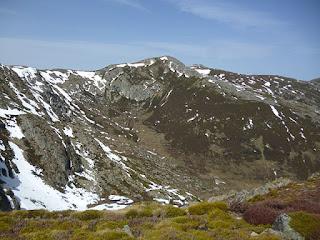 Peña Trevinca (2127 m)