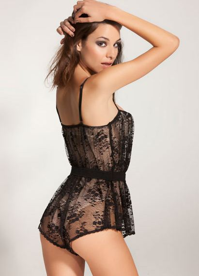 3a01ad38cb72 ESME BLACK BODY by ANN SUMMERS £45.00 | Brand For You