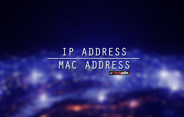 Cara melihat IP Address dan MAC Address PC Desktop dengan mudah dan jelas