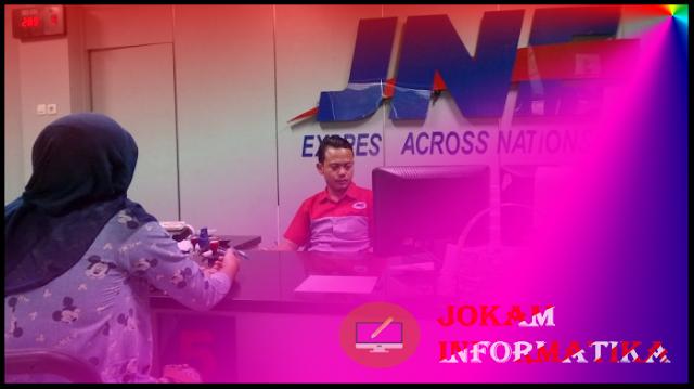 Cara Mudah Cek Tracking Paket JNE REG Express Secara Online - JOKAM INFORMATIKA
