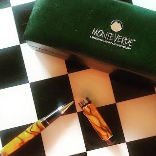 Pen Review | Monteverde Prima Rollerball from Pen Chalet