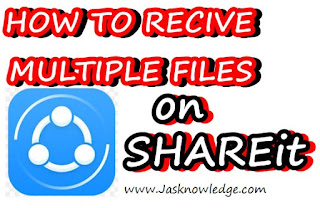 How To Receive Multiple Files At The Same Time