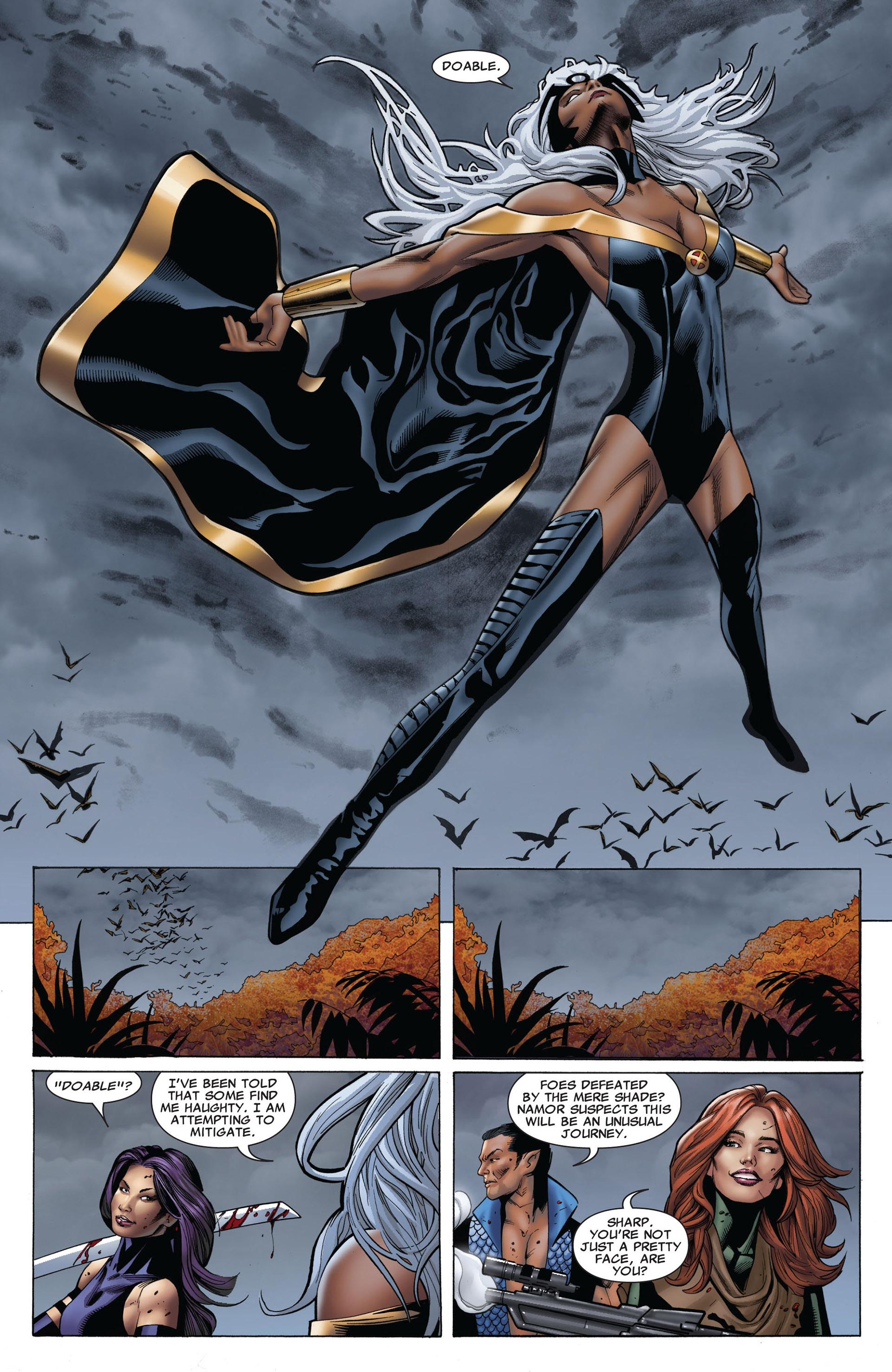 Read online Uncanny X-Men (2012) comic -  Issue #5 - 10