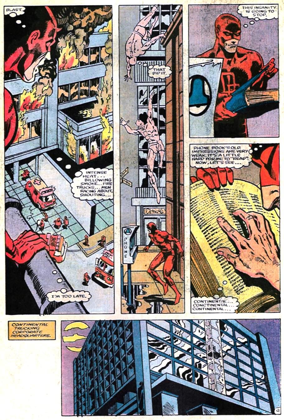 Daredevil (1964) 224 Page 9