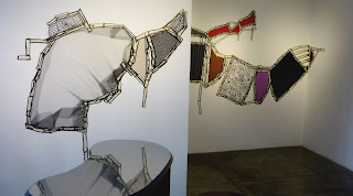 Exposición de Clemencia Labin, Bizarra Beatriz Gil Galería, Fotografía Gladys Calzadilla