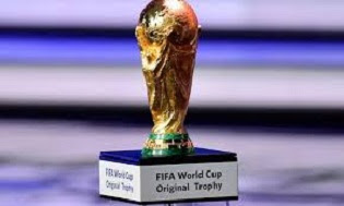 Trofi World Cup FIFA (Piala Dunia) - berbagaireviews.com
