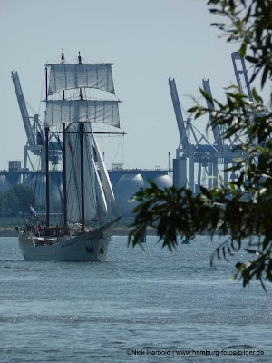 Segelboot Mare Fristum
