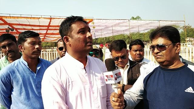 दमोह से कांग्रेस प्रत्याशी राहुल सिंह से सीधी बात.. एजेंडे में संवेदनशील मामले., कार्य योजनाओं का मास्टर प्लान किया तैयार
