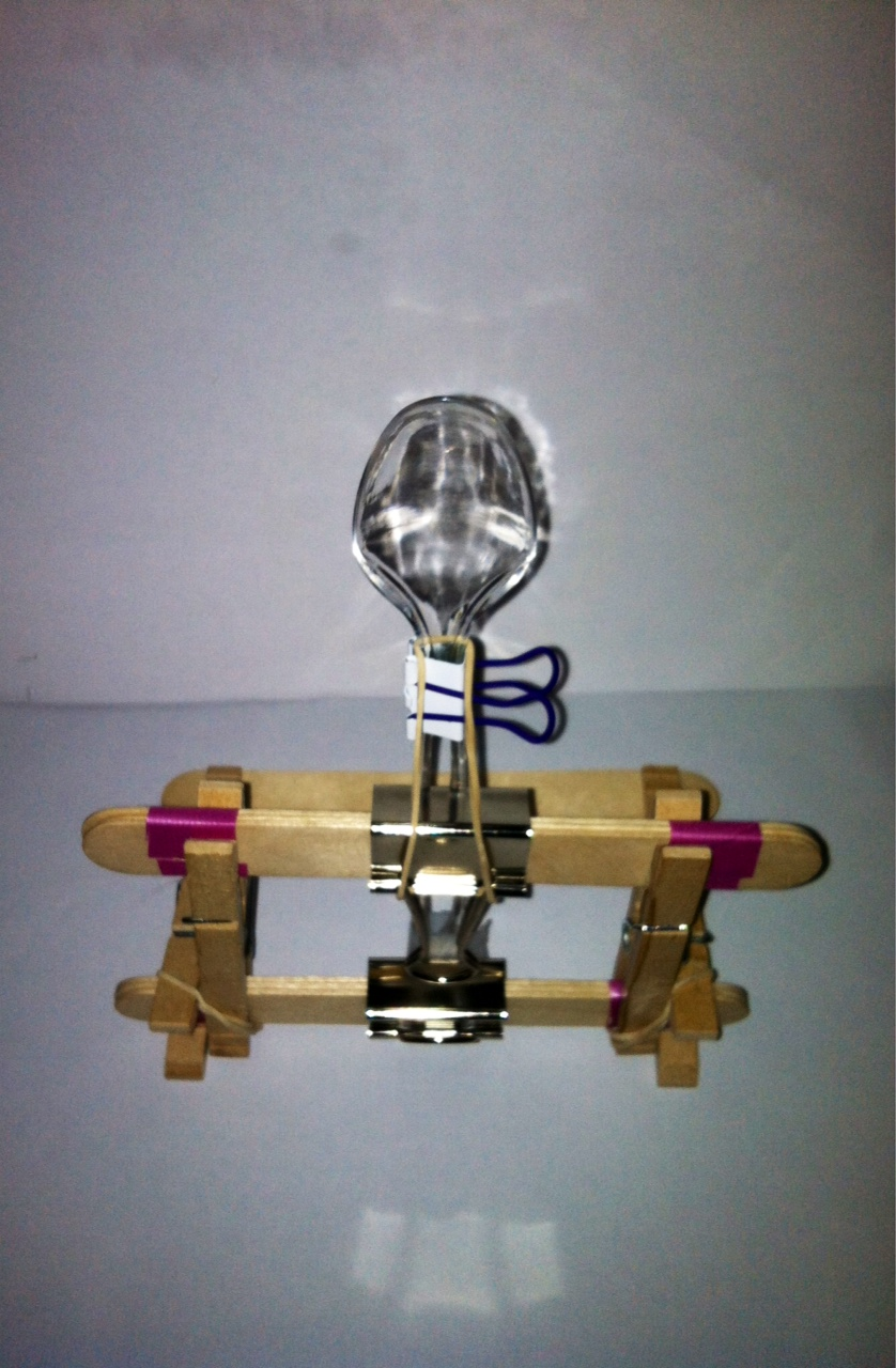 Catapult Craft For Kids: How To Make Cool (and Small) Stuff: Craft Stick Catapult
