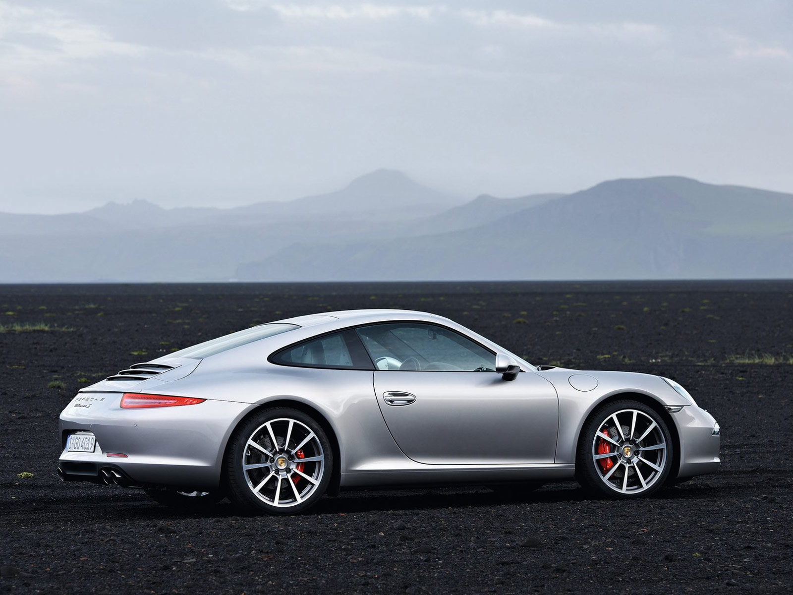 2013 Porsche 911 Carrera S Car Desktop Wallpaper