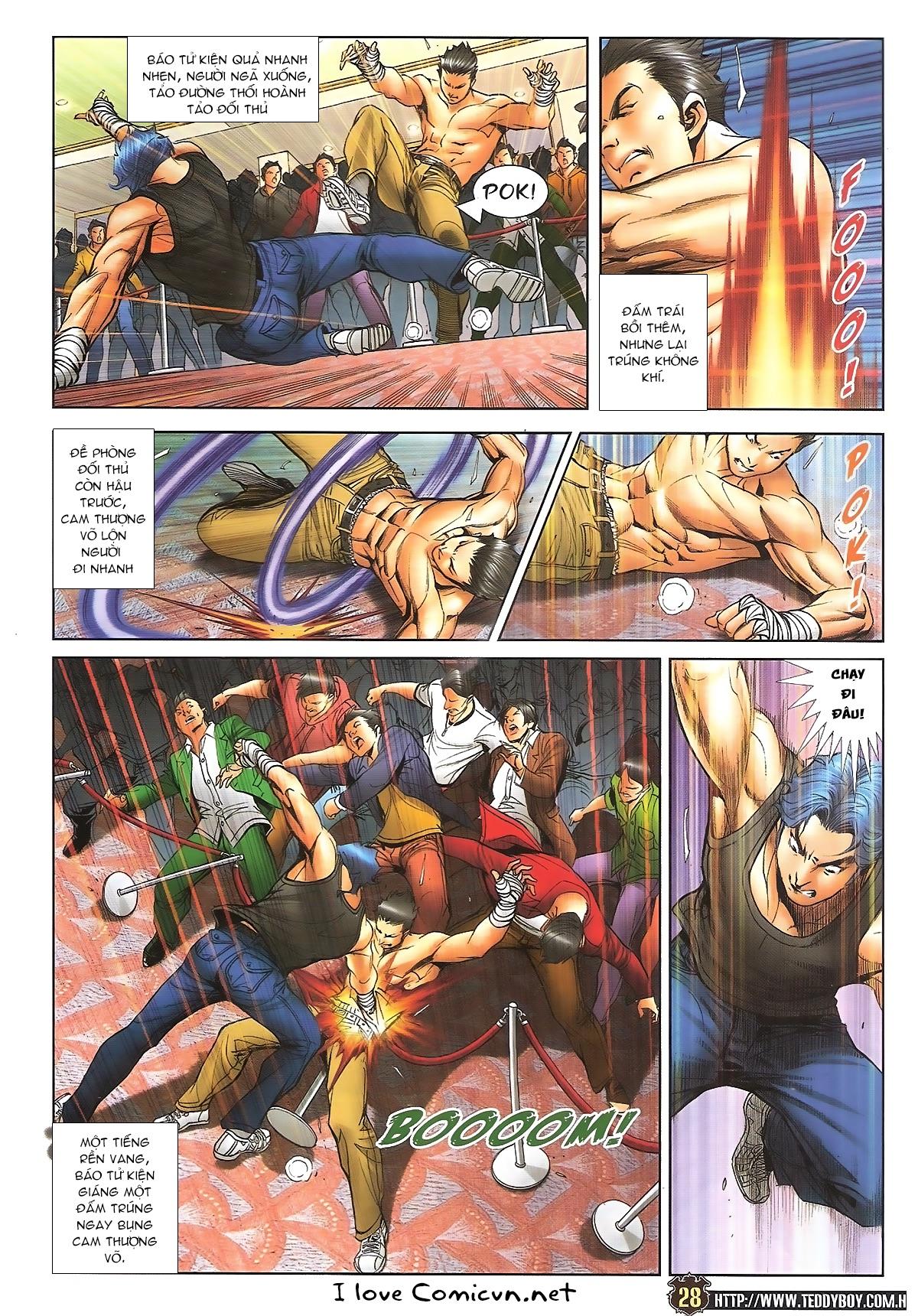 Người Trong Giang Hồ - Ngũ Hổ qui thiên - Chapter 1716: Đàm phán siêu cấp 2 - Pic 26