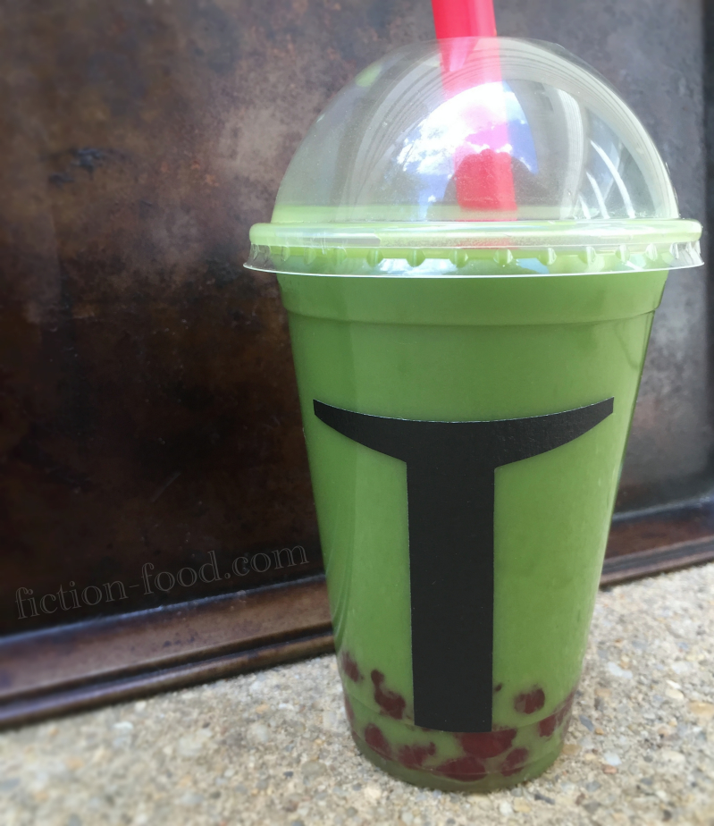 Fiction-Food Café: Boba Fett's Boba Drink For Star Wars Day